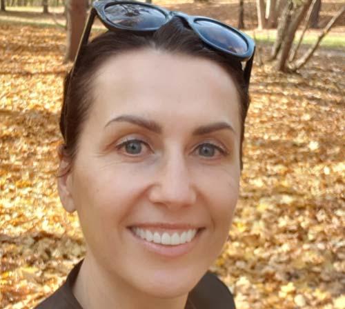 I gave up being perfect – Monika Kobylec
